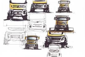 volvo trucks australia head office auto cars 2011 2012 volvo trucks u0027 new fmx design