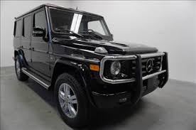 2009 mercedes g550 mercedes g class for sale in jersey carsforsale com