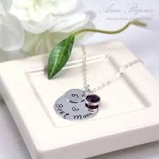 personalized sterling silver jewelry 1103 best sterling silver sted jewelry images on