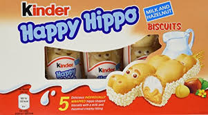 happy hippo candy where to buy kinder happy hippo hazelnut 10x 20 7g x 5 50 pcs