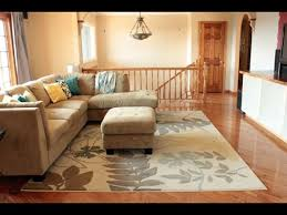 How Big Should Tv Be For Living Room Typical Living Room Area Rug Size Living Room Design Ideas