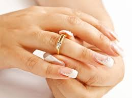 ring marriage finger should you give wedding ring back boldsky