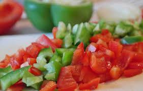 cuisiner les poivrons verts images gratuites fruit plat aliments salade poivre produire