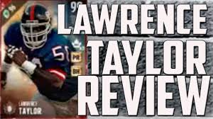 john smith thanksgiving how good is 99 overall thanksgiving lawrence taylor mut 17 card