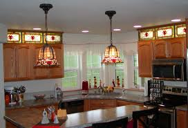 leaded glass kitchen cabinets how to replace cabinet doors with stained glass cozy home design