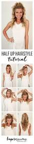 How To Do The Perfect Eyebrow 9 Hacks To Get The Perfect Half Up High Ponytail Hairstyle U2013 Page 2