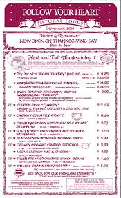 thanksgiving day shopping specials the ultimate vegan guide to thanksgiving in los angeles 2nd