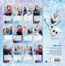 disney frozen calendars 2018 on europosters calendar 2018 disney frozen