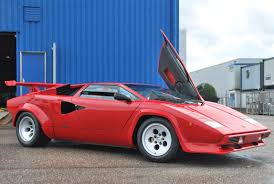 classic lamborghini countach 1986 lamborghini countach 5000 quattrovalvole downdraft for sale