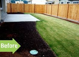 fabulous suburban backyard landscaping ideas before and after
