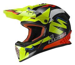 youth motocross gear ls2 youth fast explosive helmet revzilla