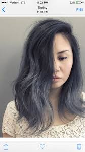 hair colors for women over 60 gray blue the 25 best sliver ombre hair ideas on pinterest black grey