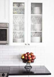 Contact Paper Kitchen Cabinets 6 Clever Ways To Customize Kitchen Cabinets With Contact Paper