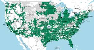 Verizon Coverage Map Alaska by T Mobile Domestic Roaming Data Info Coverage Map