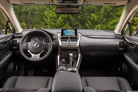 lexus cars interior 2017 lexus nx200t reviews and rating motor trend