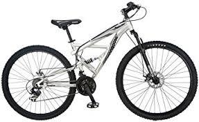 amazon black friday bikes amazon com mongoose impasse dual full suspension bicycle 29