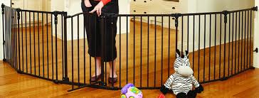 Baby Gate For Stairs With Banister And Wall Best Baby Gates Of 2017 Safewise Buyers Guide