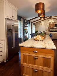 Building A Kitchen Island With Cabinets by Stationary Kitchen Islands Pictures U0026 Ideas From Hgtv Hgtv