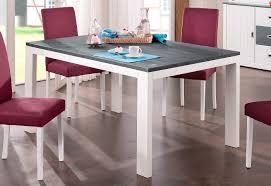 Esszimmer Tisch Massiv Home Affaire Esstisch Ausziehbar List 160 220 Cm Aus Massiver