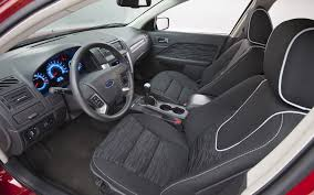 2011 Ford Fusion Interior 2010 Motor Trend Car Of The Year Award Winner 2010 Ford Fusion