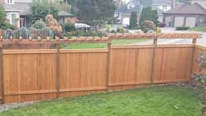 cedar fence seattle cedar fence contractor