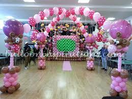 teddy decorations birthday party balloon decorations teddy bears picnic