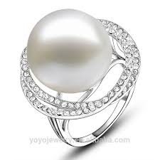 best pearl rings images Pearl ring design for man unique top 25 best pearl rings ideas on jpg