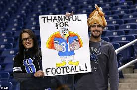live nfl thanksgiving green bay packers detroit lions oakland
