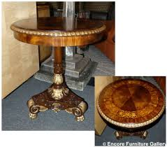 Maitland Smith Coffee Table Encore Furniture Gallery Maitland Smith Mahogany Wood Inlay Gilt