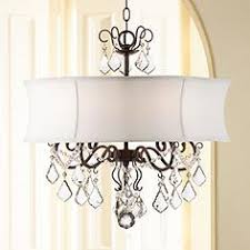 Ivory Chandelier White Ivory Chandeliers Ls Plus