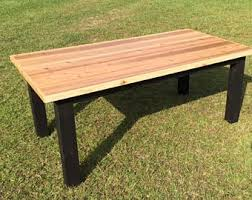 Cedar Table Top by Cedar Table Top Etsy