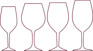 glasses clipart wine glass clip art wine glass clipart photo niceclipart com