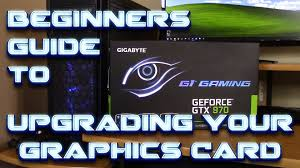 best deals on graphics cards black friday a beginners guide upgrade your gpu how to install a new