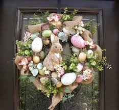 outdoor easter decorations 50 outdoor easter decorations to bedeck your house in style
