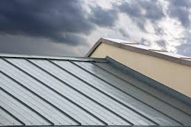 Metal Tile Roof Metal Roofing In Roy Lloyd S Quality Roofing