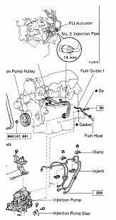 toyota hilux what is the firing order for a toyota 3l 2 8