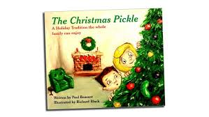 the legend of pickle ornamentchristmas