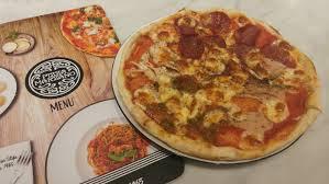 domino pizza ukuran large berapa slice review pizza express pizza marzano pik avenue makankenyang