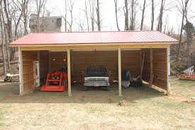 building a gambrel roof building a pole barn redneck diy
