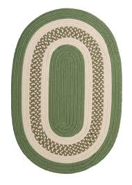 Oval Outdoor Rugs Cresent Ovals Colonial Mills Braided Area Rugs Indoor