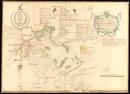 Paper Town Map Town Plans 1794 Digital Commonwealth