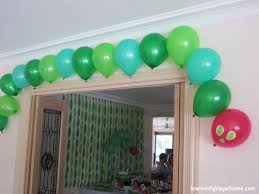 learn with play at home very hungry caterpillar party