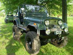 chevy jeep custom jeep cj5 with replaced frame and currie axles pa 18036 9k
