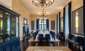 castle dining room boston developer turns old irish castle into posh hotel boston