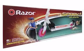 razor kick scooter light up wheels razor spark kick scooter with motion activated light up wheels