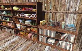 do it yourshelf clutter for shelves and bookcases at fallout 4