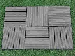 patio u0026 outdoor enchanting kontiki composite interlocking deck