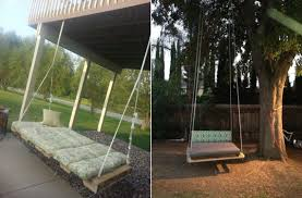 epic pallet swing ideas enjoying the outdoors freely