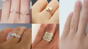 name rings com images Name rings personalized rings personalized name ring name jpg