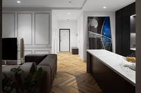 BEST MODERN DESIGN APARTMENT FOR A BIG FAMILY - Modern design apartment